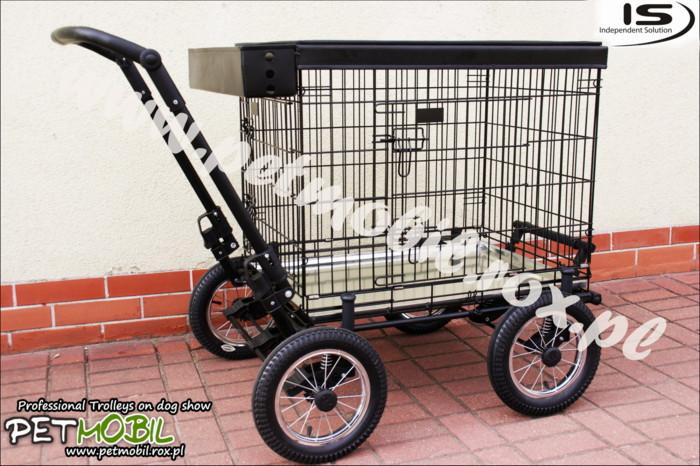 Terrain Trolley Trolleys On Dog Show